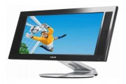 LCD MONITOR ASUS  19  INCH