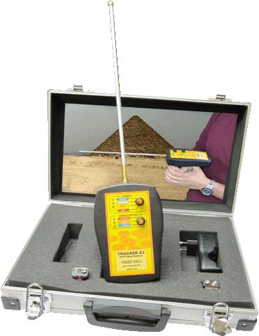 جهاز كاشف عن الذهب والألماس والفراغ Tracker X3 جهاز كاشف عن الذه