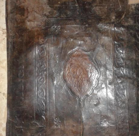 مجلد مكتوب بخط اليد ستة 1257 هجرية